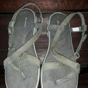 Columbia tech lite sandals,  LNC 10